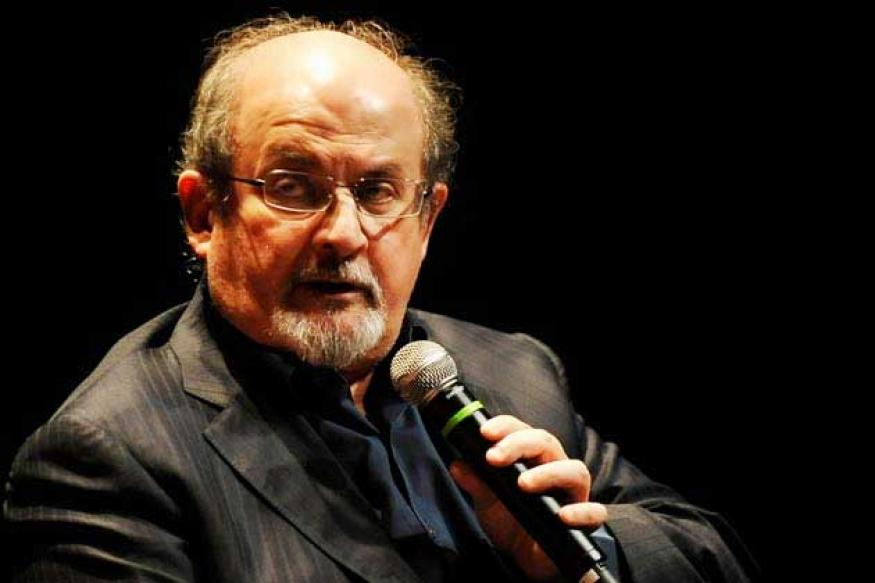Delhi: Rushdie's forced to shift 'Midnight's Children' press meet