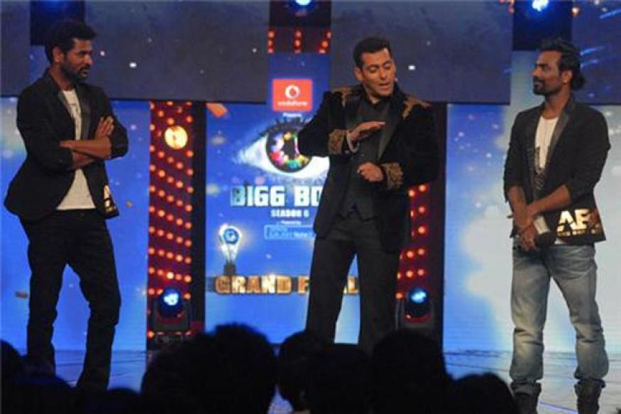 'Bigg Boss 6' grand finale live: Find out the winner