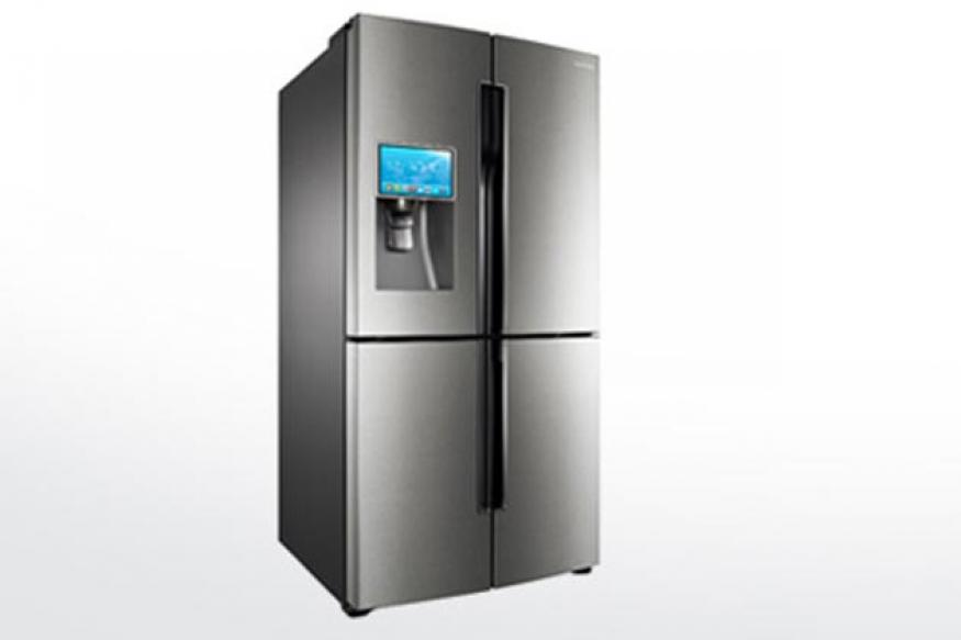 Samsung T9000 refrigerator runs on Google's Android