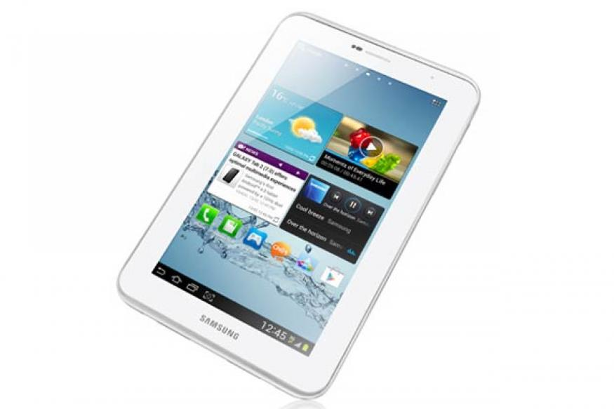 Samsung Galaxy Tab 2 311 up for pre-order for Rs 13,900