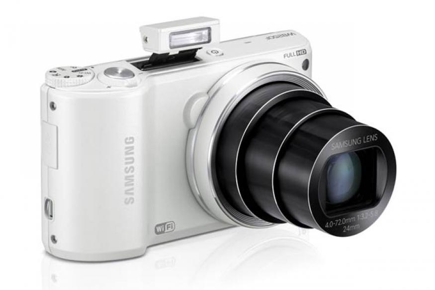 CES 2013: Samsung unveils a range of new Smart Cameras