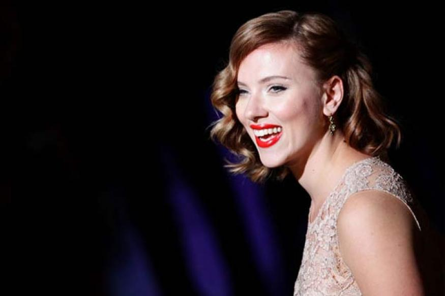 Scarlett Johansson worried about 'Psycho' shower scene