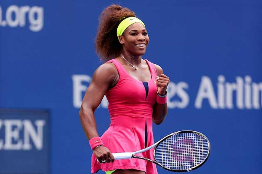 Serena brushes aside Morita in third round