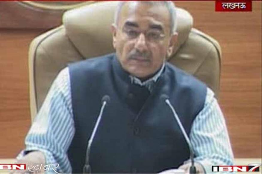 UP ex-cabinet secretary accused of scam