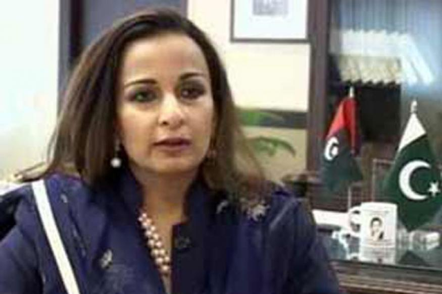 Pak SC admits petition against Sherry Rehman on blasphemy