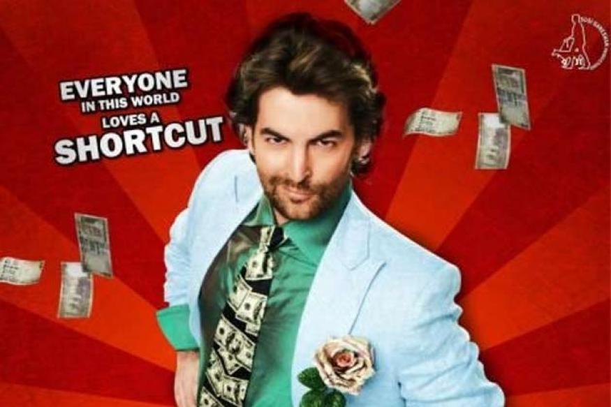 Watch: Neil Nitin Mukesh in 'Shortcut Romeo' trailer