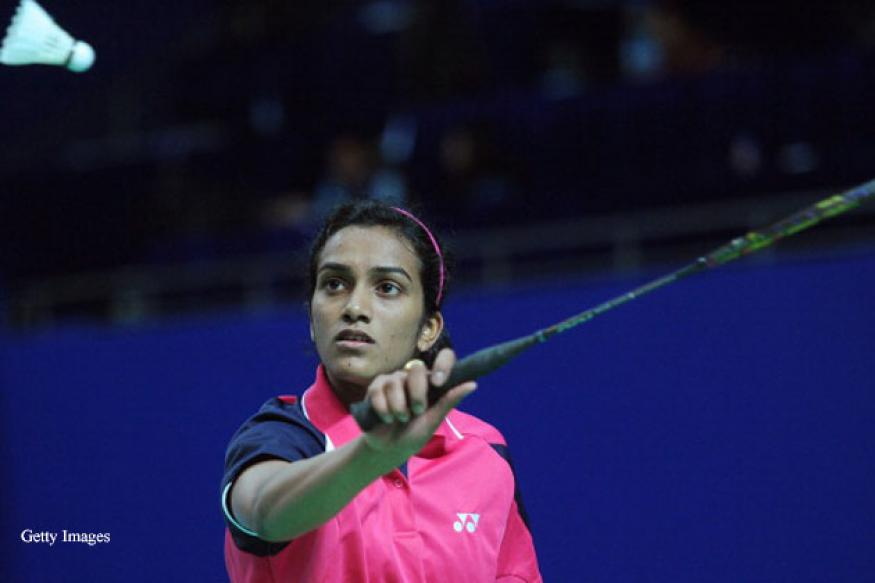Saina's on-court performances inspire me: Sindhu