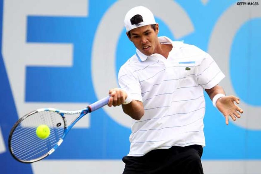 Berdych knocks out Devvarman in Chennai Open
