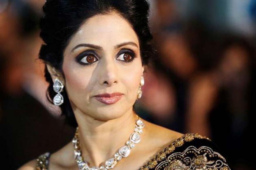 Bollywood actor Sridevi bags the Padma award
