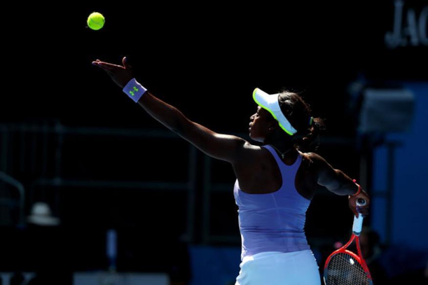 Stephens advances to Australian Open quarter-finals