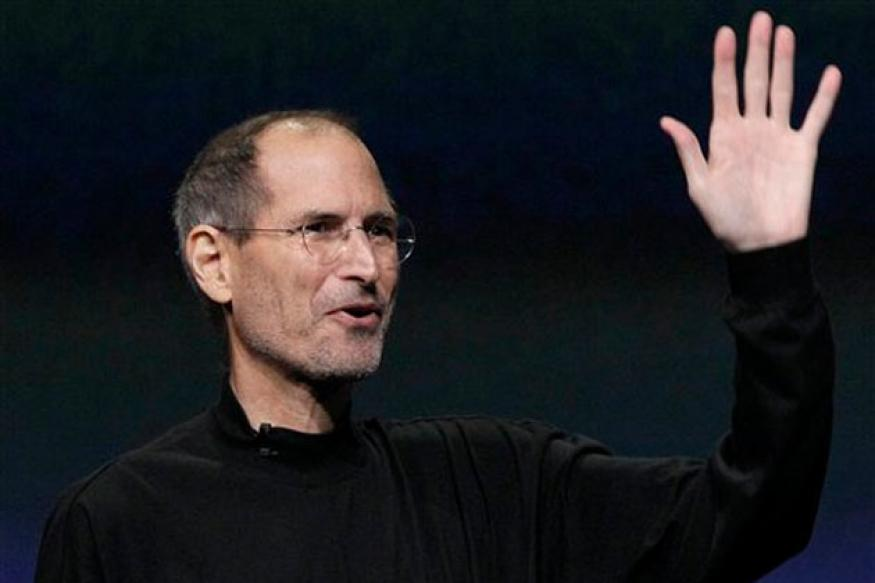 Steve Jobs honoured with a giant iPhone replica in Russia
