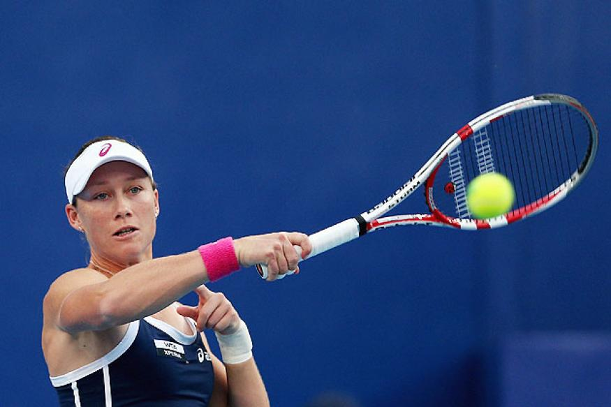 Stosur concedes no magic solution to her problems