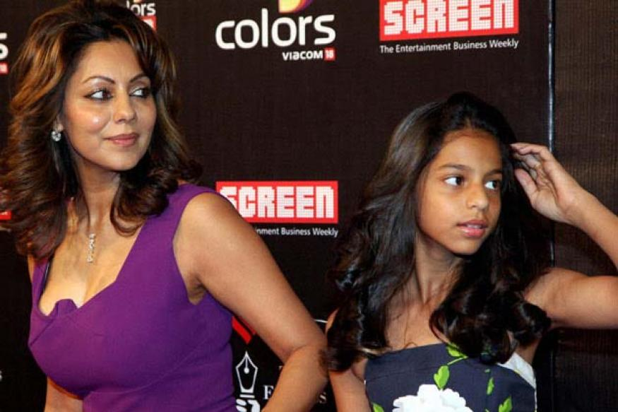 Shah Rukh's daughter Suhana: Already a style icon?