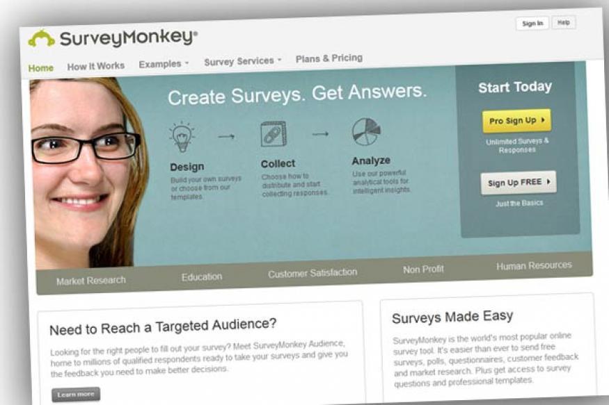 SurveyMonkey raises $800 million to remain privately held