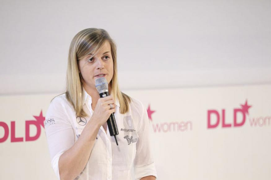 Susie Wolff will be first to drive new Williams