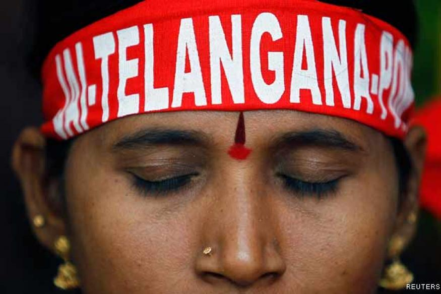 Pro-Telangana leaders threaten 'militant struggle'