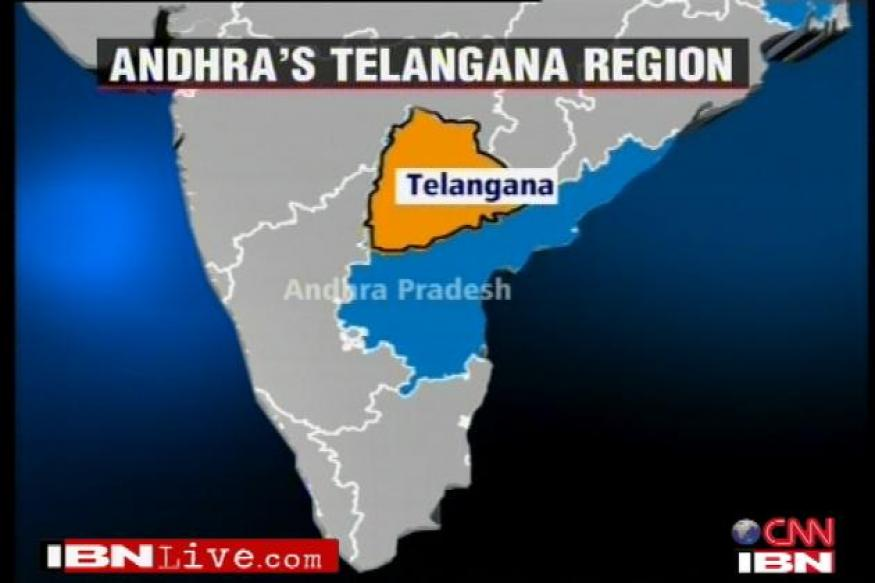 Cong Telangana MPs hint at quitting over statehood issue
