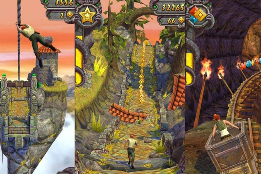 Temple Run 2 released for iOS, Android version to come soon