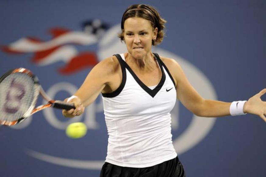 Tennis stars Evert, Davenport to star in 'CSI'
