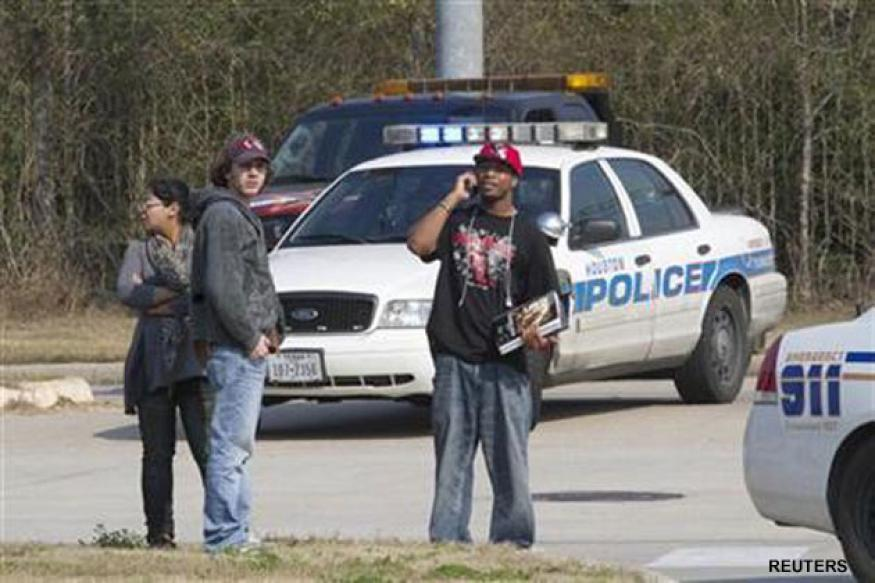Three wounded in shooting at Texas college: Police