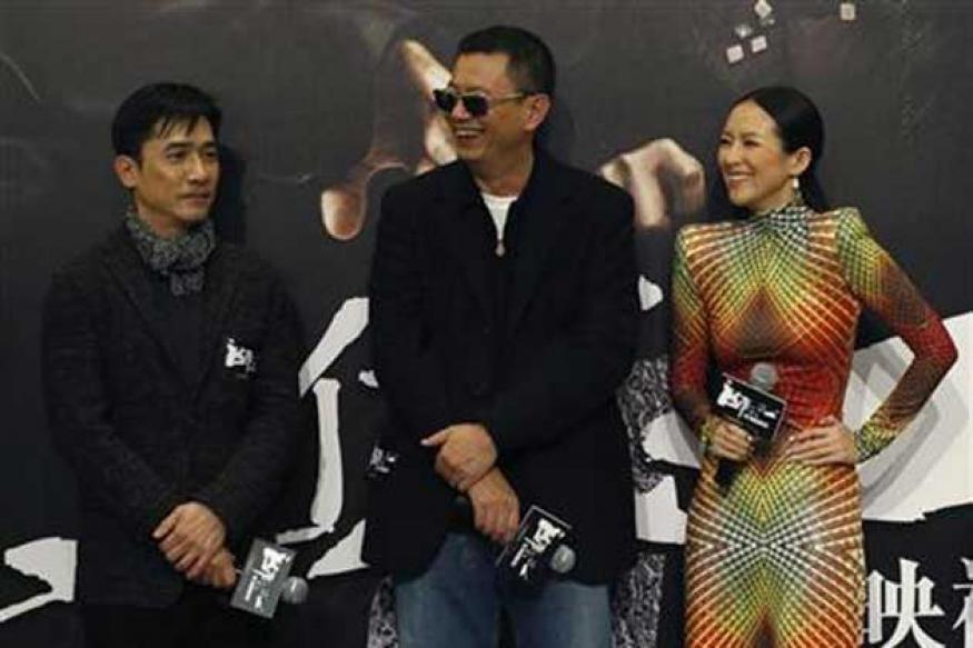 The Grandmaster: Wong Kar Wai's action film