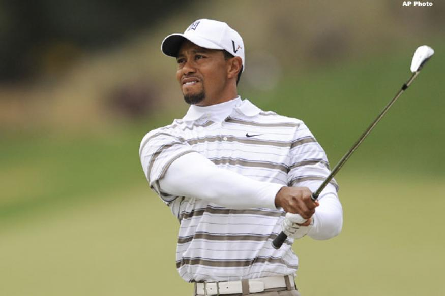 Tiger Woods in complete command at Torrey Pines