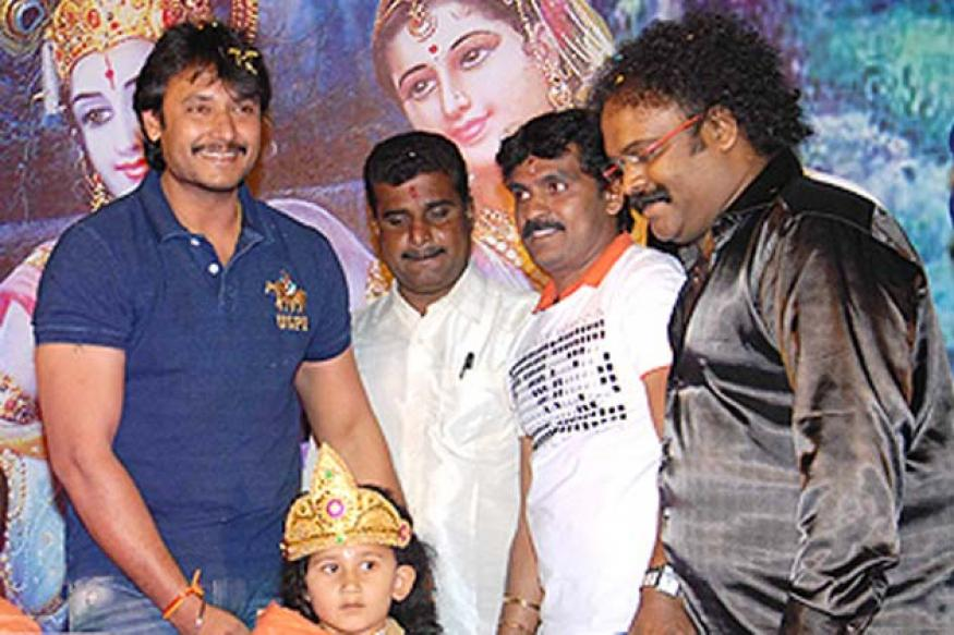'Brindavana'  remake of Telugu  'Brindavanam'