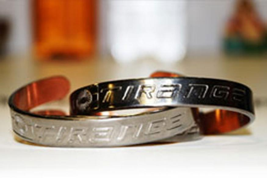 What are the 'Tiranga' Tri-Vortex bangles?