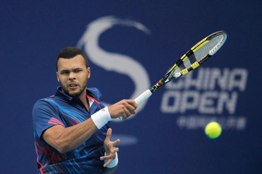 Tsonga gives France early lead at Hopman Cup