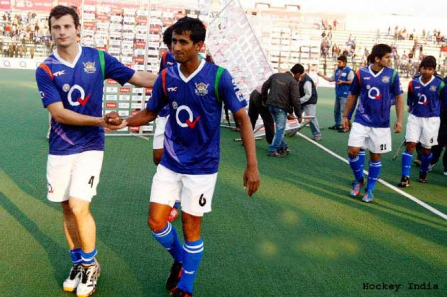 UP Wizards blank Ranchi Rhinos in HIL