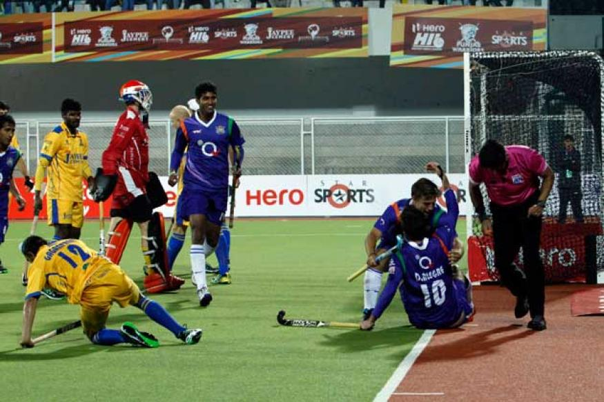 Win continues to elude Punjab in HIL, lose to UP