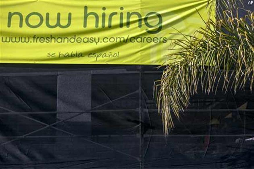 US jobless claims drop to five-year low