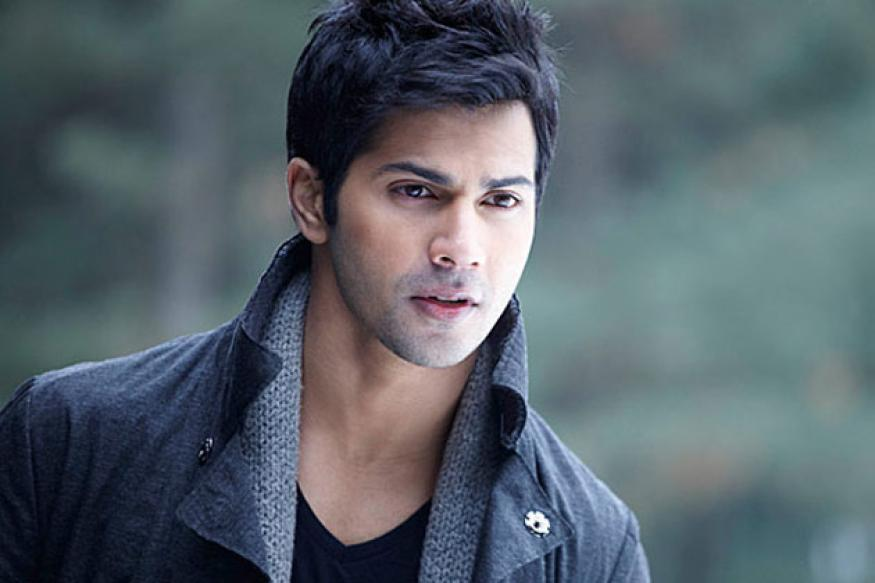 Varun Dhawan: I can't take my shirt off again