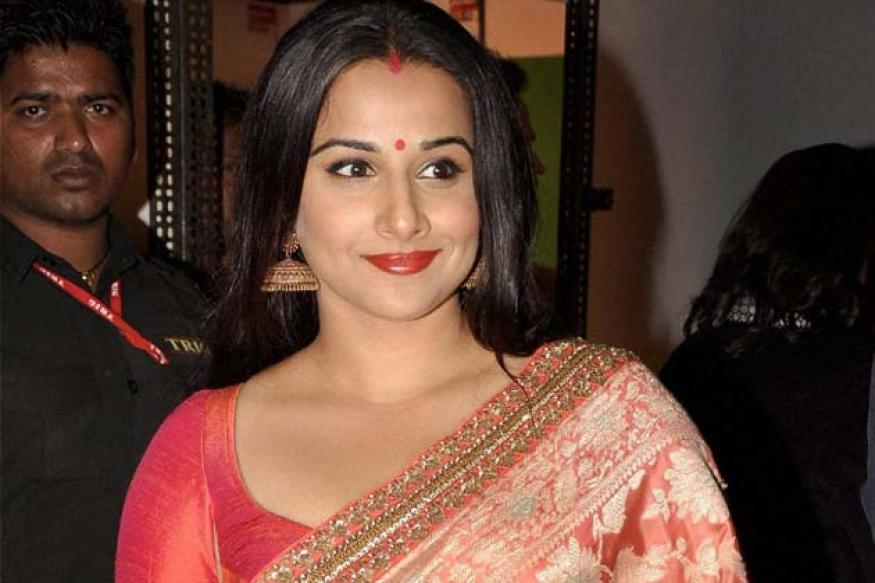 Snapshot: Vidya Balan is glowing after marriage