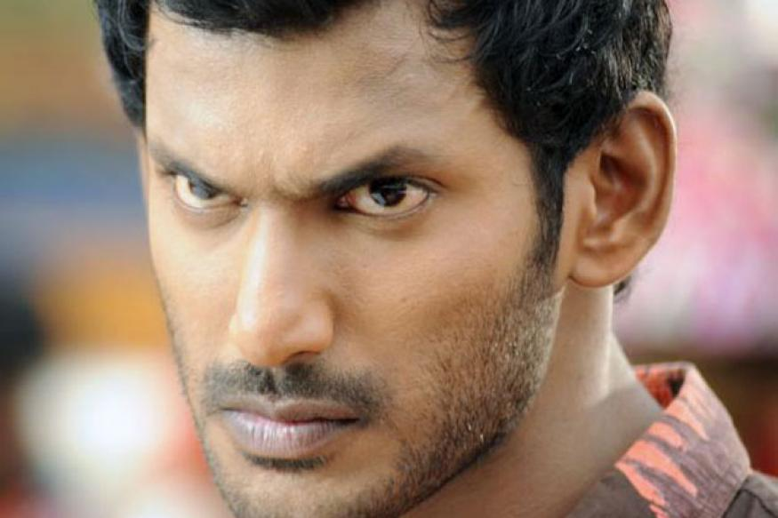 Tamil actor Vishal to feature in 'Madha Gaja Raja'
