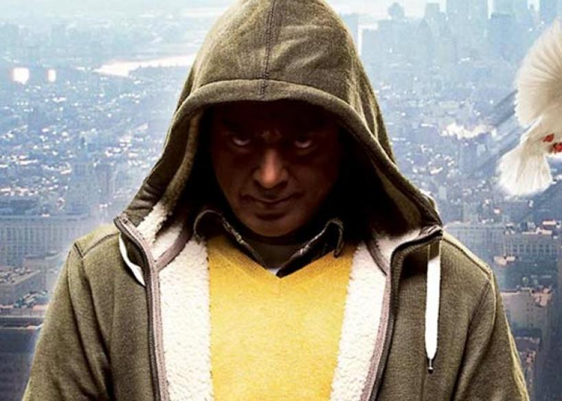 Vishwaroopam: Kamal Haasan during the photoshoot of the film