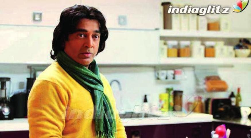 Watch: Haasan learn Kathak dance in 'Vishwaroopam'