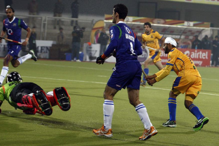 Warriors-Wizards match ends in a 2-2 draw in HIL