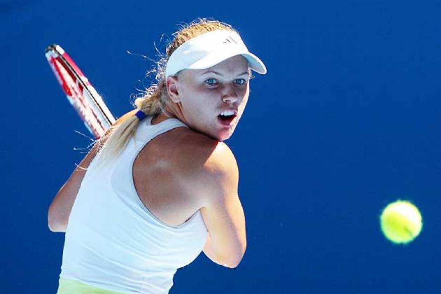 Caroline Wozniacki beats Sabine Lisicki in 3 sets