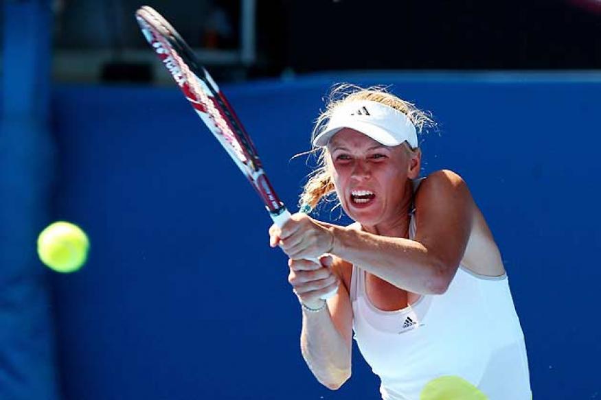 Wozniacki defeats Vekic to enter 3rd round
