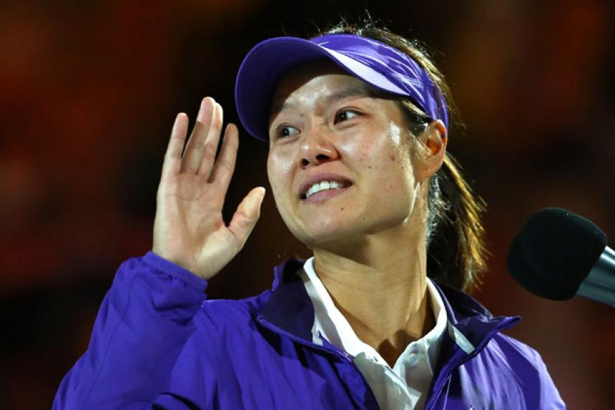 Li Na pulls out of Qatar Open with ankle injury