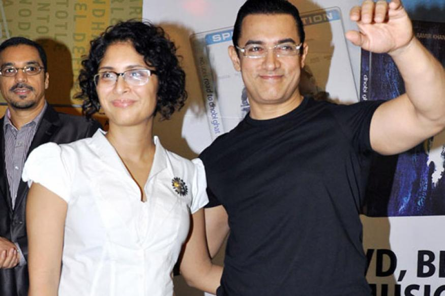 Aamir takes Kiran, Azad for 'Peekay' shoot and more