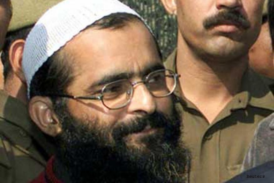 Afzal Guru was calm during his final moments: Tihar official