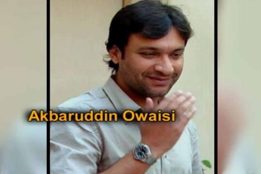 Hate speech: Akbaruddin Owaisi released from jail