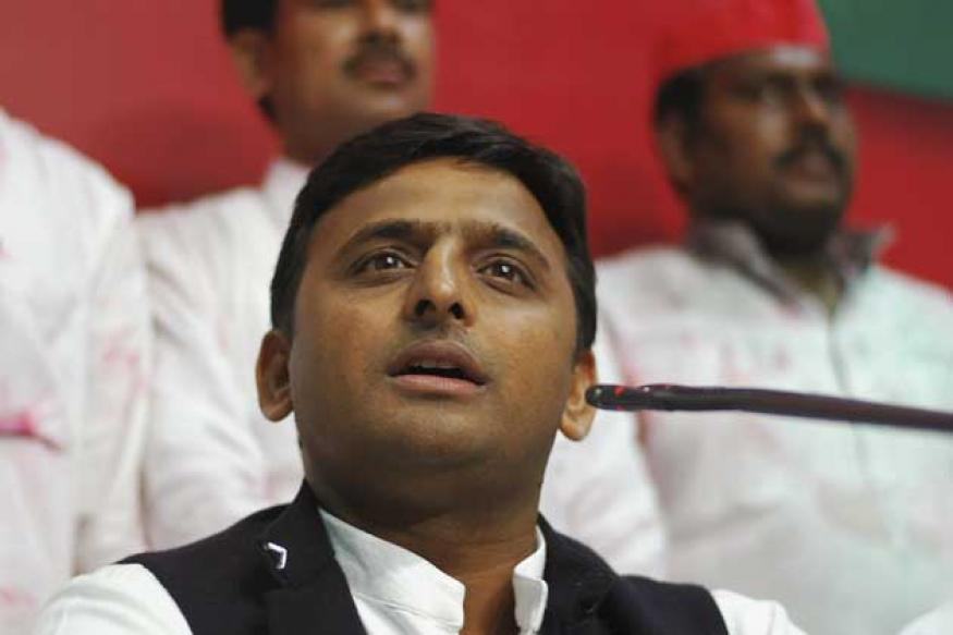'Akhilesh govt spends Rs 120 crore to protect VIPs'