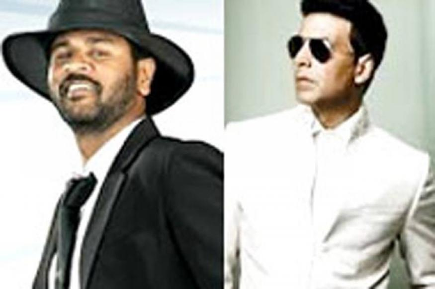Akshay Kumar to dance on 'Appadi Podu' in his next