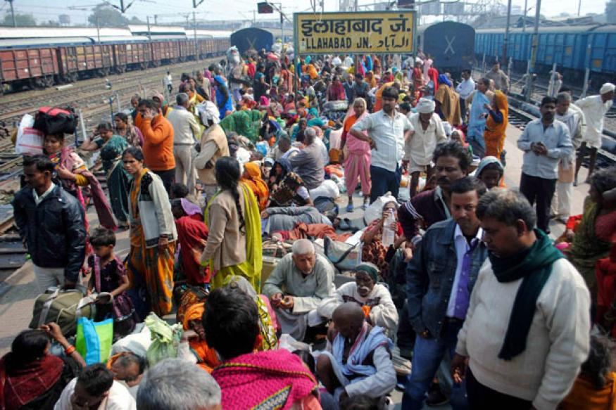 Allahabad stampede: UP govt denies lapse on its part