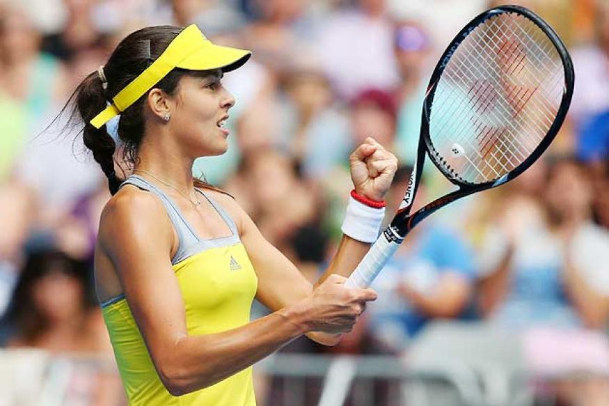 Ivanovic beats Pavlyuchenkova in Dubai Round 1