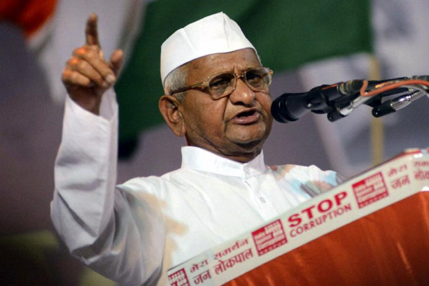Struggle for Right to reject, Right to recall is on: Anna