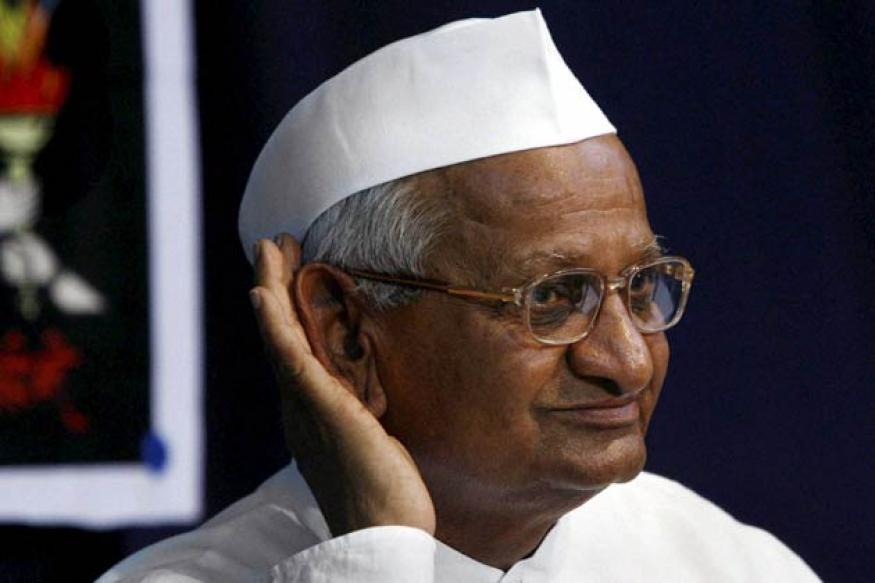 Anna Hazare's Jantantra Morcha meets in Delhi